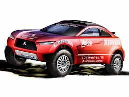 mitsubishi cars 2009 2009 mitsubishi racing lancer mrx09 pictures news research