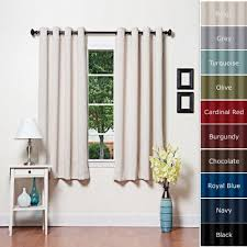 Royal Blue Blackout Curtains Curtain Length Heater Decorate The House With Beautiful Curtains