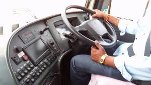 volvo address volvo bus driving tsrtc youtube