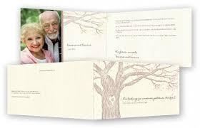 einladungskarten goldene hochzeit mit foto goldene hochzeit einladung einladungskarten feinekarten