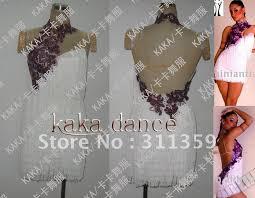 selling female latin dress new competition fringe latin dance
