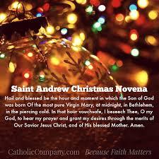 irish thanksgiving prayer st andrew u0027s christmas novena begins november 30th