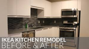 Before And After Kitchen Remodel Ikea Kitchen Remodel Before U0026 After Torrance Ca Youtube