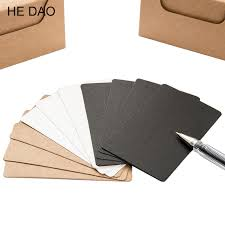 Recycle Paper Business Cards Online Buy Wholesale Recycled Kraft Paper Business Cards From