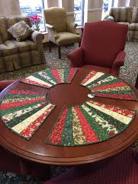 placemats for round table art placemats round table placemats quilted placemats christmas