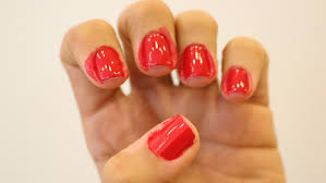 How To Decorate Nails At Home Brazilian Manicure The Messy Treatment That Lasts Even Longer