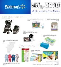top baby registries introducing walmart canada s newest baby registry