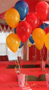 Carnival Themed Table Decorations Carnival Birthday Party Ideas Carnival Birthday Parties