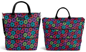 new colors from vera bradley blooming at disney parks in summer