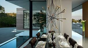 Dining Room Furniture Los Angeles Luxury Modern Dining Room Interior Design Of Haynes House By Steve