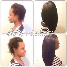 vixen sew in on short hair short hair no problem try one of my signature traditional sew in