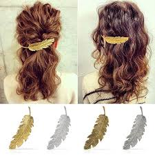 feather hair accessories vintage style feather hair clip the enchanted forest