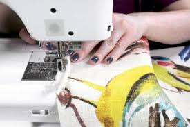 How To Sew Piping For Upholstery How To Sew An Envelope Pillow With Piping Ofs Maker U0027s Mill