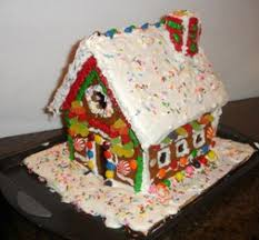 make a home how to make a real edible gingerbread house
