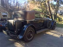 roll royce rod 1929 rolls royce phantom i for sale classiccars com cc 934597