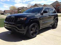 jeep grand cherokee 2017 blacked out blacked out jeep grand cherokee laredo google search christmas