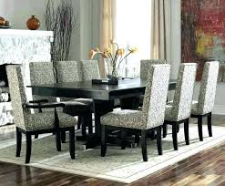 indoor wicker dining table white round dining table with wicker dining chairs transitional