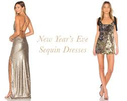sparkling dresses for new years new year s sequined dress ideas new year s inspiration