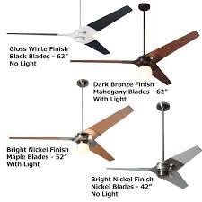 modern fan company torsion modern ceiling fan mod tor