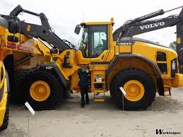 volvo l150h wheel loader volvo machine guide machinery