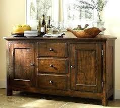 rustic sideboard buffet sideboards outstanding kitchen cabinet