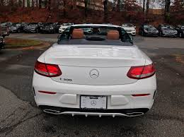 new 2017 mercedes benz c class c 300 sport convertible in atlanta