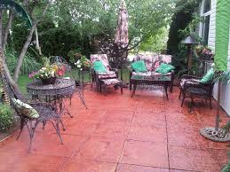 fabulous terracotta patio on interior home paint color ideas with