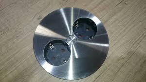 einbausteckdose küche bachmann twist 2s einbausteckdose küche oder büro recessed