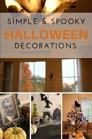 spooky tree halloween decor simple u0026 spooky halloween decor the shady lane
