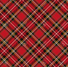 Tartan Tartan Plaid Pattern Background Folk Retro Style Fashion