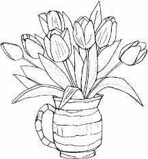 coloring pages coloring pages flower free printable coloring
