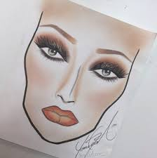 Makeup Academy Los Angeles Makeup Sketch By Our Makeup Artist Yelp