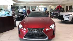 lexus thailand dealer 2018 lc 500 test drive youtube