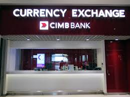bureau de change malaysia and currency exchange counters at klia2 malaysia airport