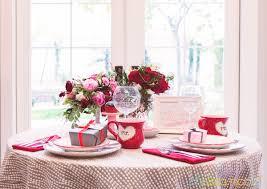 Valentines Day Table Decor by Las Vegas Wedding Planner Las Vegas Date Night Date Night Ideas