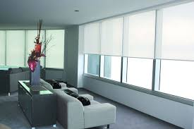 Motorised Vertical Blinds Motorised Roller Blinds