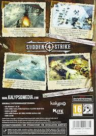 Naval Strike Maps Sudden Strike 4 Pc Amazon De Games
