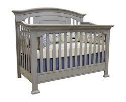 Munire Convertible Crib by Decorating Wooden Crib In Dark Grey By Munire Crib For Nursery