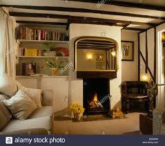 interesting cottage living room with fireplace pinterest inside decor