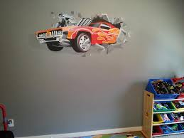 Wall Mural Childrens Bedroom 28 Car Wall Mural Kids Murals Childrens Rooms Decorating