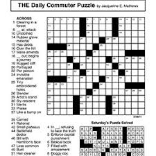 easy crossword puzzles about movies the tv crossword by jackie mathews tribune content agency