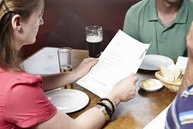 layout tips for your restaurant menu