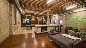 industrial loft apartment interior design