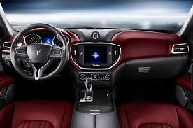 maserati granturismo coupe interior 2014 maserati ghibli first drive motor trend