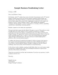 Proposal Cover Letter Template Fundraiser Cover Letter Fundraising Cover Letter Charity Proposal