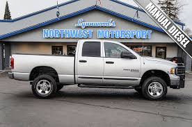 2005 dodge ram 2500 big horn 4x4 northwest motorsport