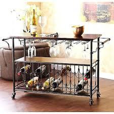 wine rack black kitchen cart with wine rack white kitchen cart
