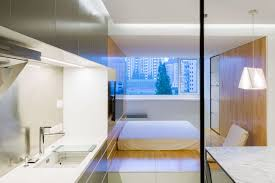experience compact living firsthand in u0027one room mansion u0027
