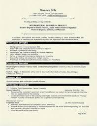 Resume Writing Denver Best Solutions Of Sample Resume For Graduate Student In Letter