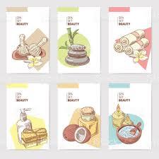 spa wellness beauty brochure template stock vector art 853498404